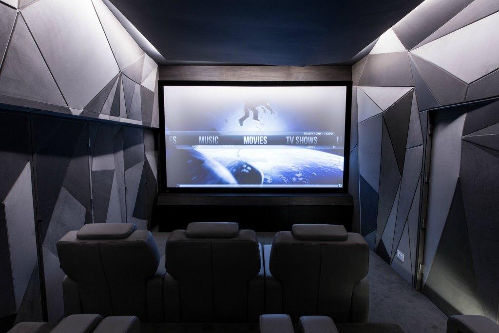 Najlepszy pokój kinowy