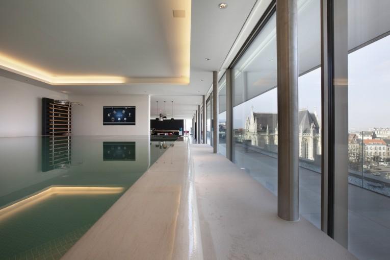 Najlepszy inteligentny dom w przedziale 140,000 - 350,000 Euro