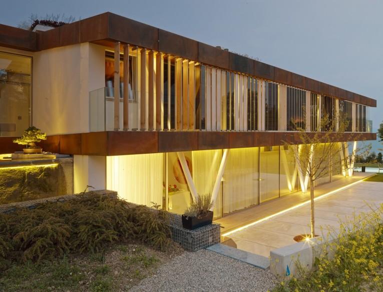 Najlepszy inteligentny dom powyżej 350,000 Euro