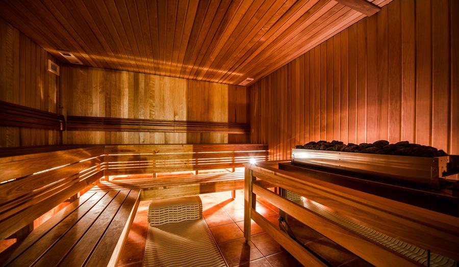 Sauna w inteligentnym domu