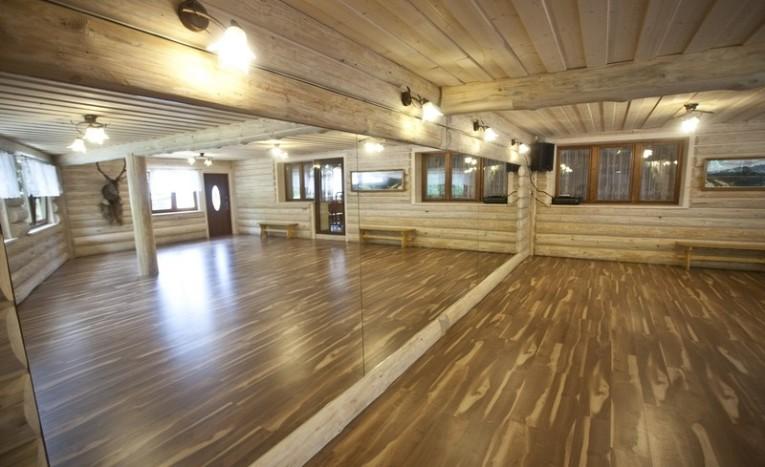 Sala do tańca i ćwiczeń