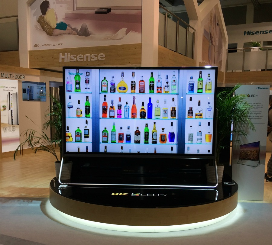 "Telewizor Hisense 98"""