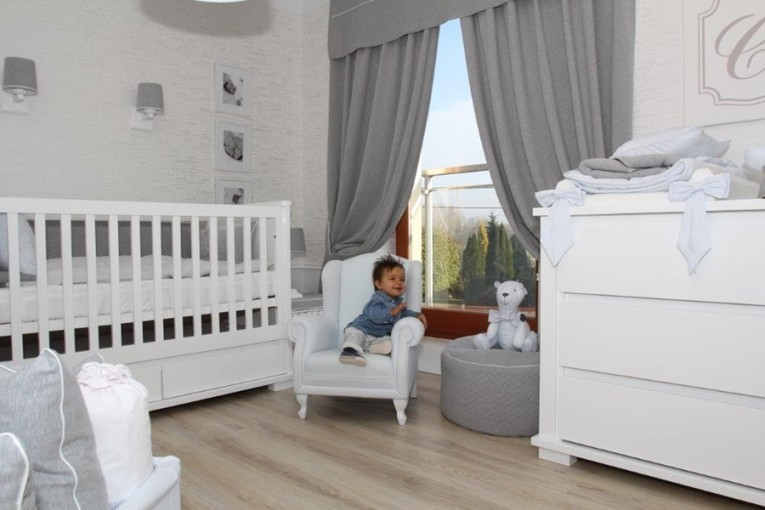 Nowoczesny pokój dziecięcy