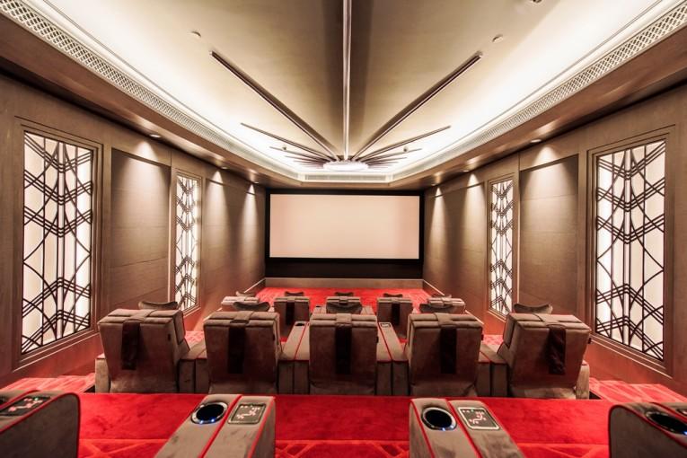 Pokój kinowy