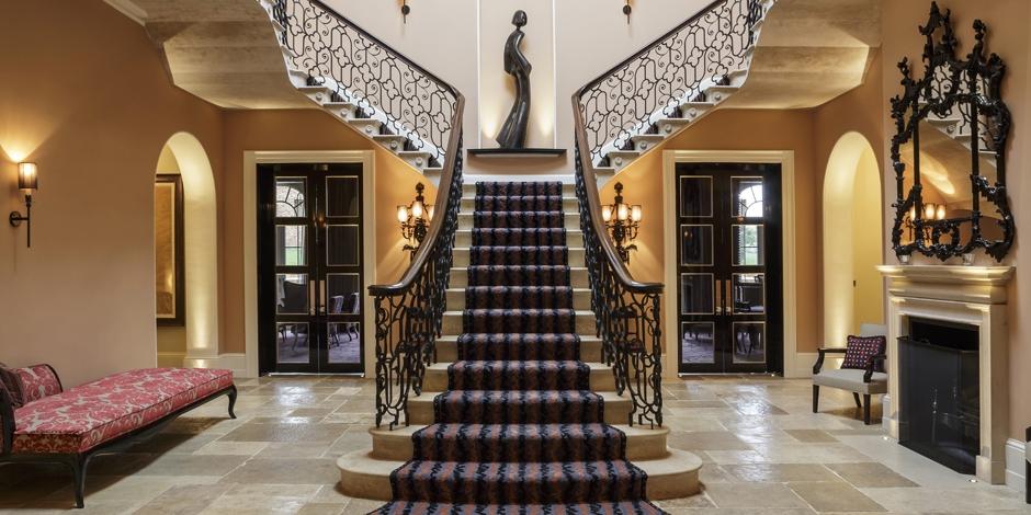 """Zwycięski dom w CEDIA Awards 2013 w kategorii """"Najlepszy zintegrowany dom powyżej £250k"""" (źródło zdjęcia: http://www.cedia.org/)"""